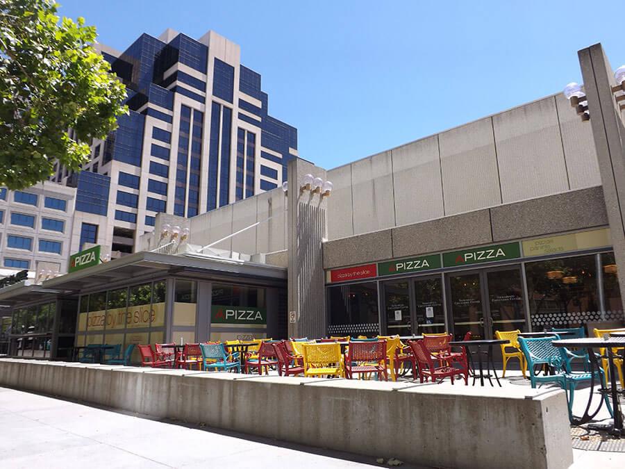 APIZZA Sacramento Convention Center