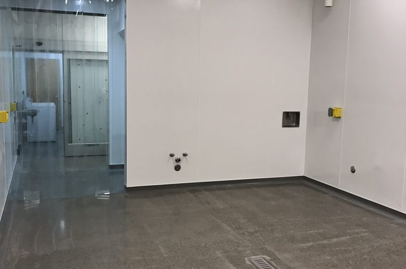 Future Processing Room