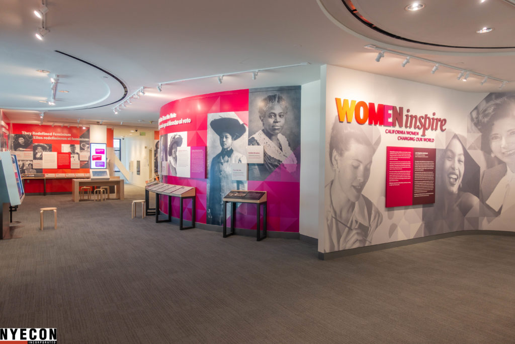 California Museum – Women Inspire